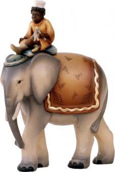 Modern Elefant mit Page 11cm color