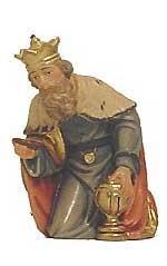 Alra König knieend 14cm color
