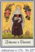 Hl. Johanna von Chantal